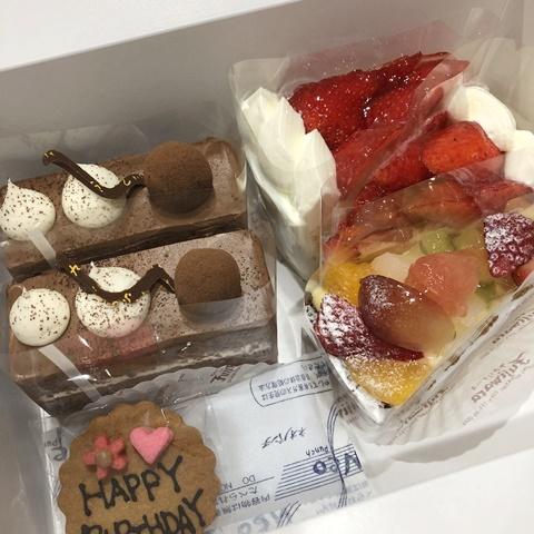 ふじらわ倉敷市ケーキ屋