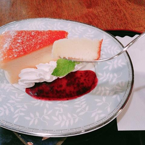 いかしの舎チーズケーキふわふわ