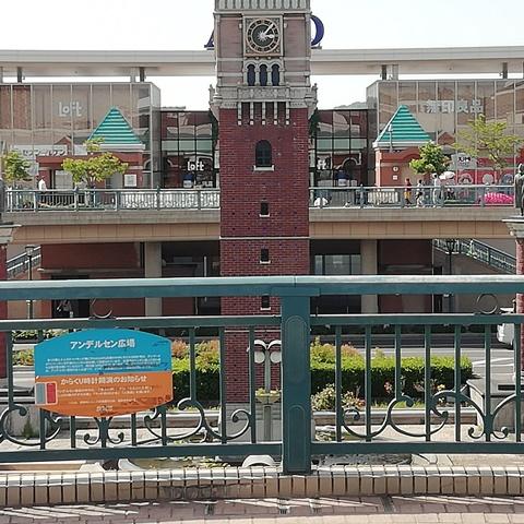 倉敷駅北口時計塔