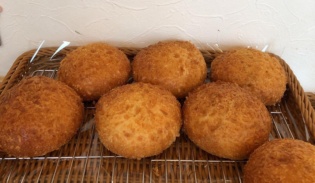 都窪郡早島町「パン屋MOMO」の食レポ!カレーパンが人気で美味しい!