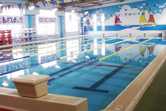 水島スイミングスクール短期水泳教室