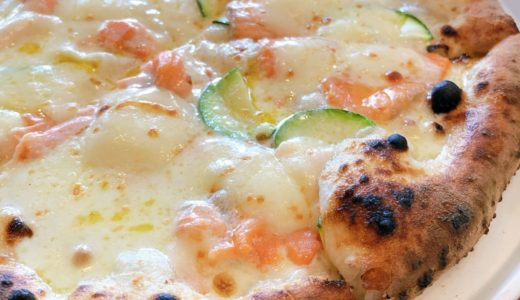 総社市の本格石窯ピザ「チェルキオ」でランチセットの食レポ!テイクアウトもOK