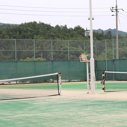 北公園テニスコート