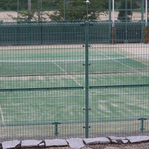 テニスコートネット