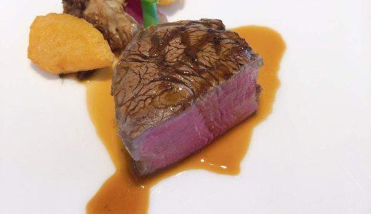 北区ホテルグランヴィア岡山のフランス料理「プリドール」ランチレビュー♪19Fからの景色は最高