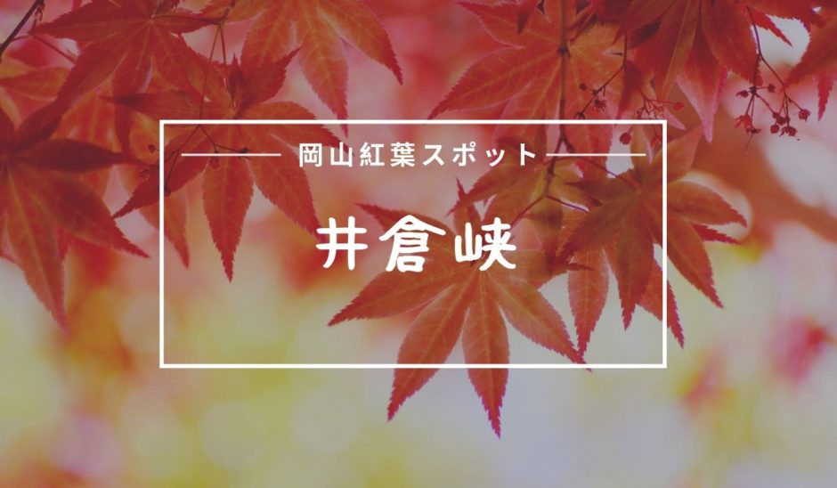 井倉峡紅葉