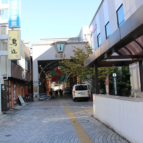 倉敷駅商店街