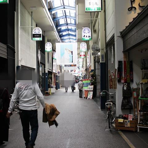 倉敷 えびす通り商店街